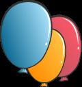 Balónky - obrázek