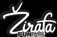 Žirafa Funpark - logo