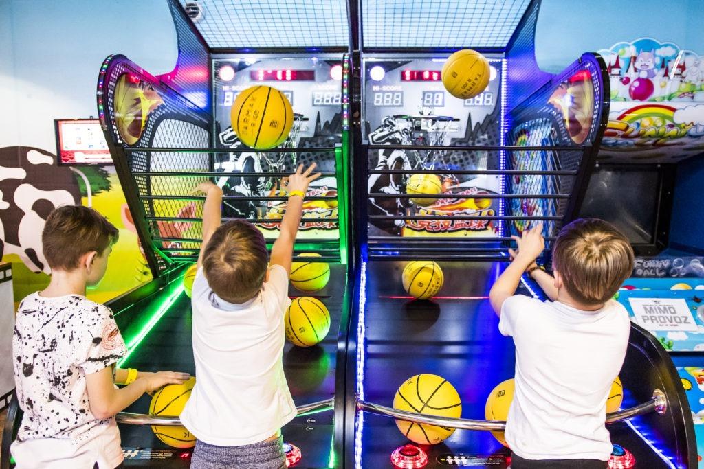 Basketbal - obrázek